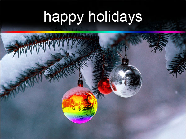 from Briar gay happy holidays