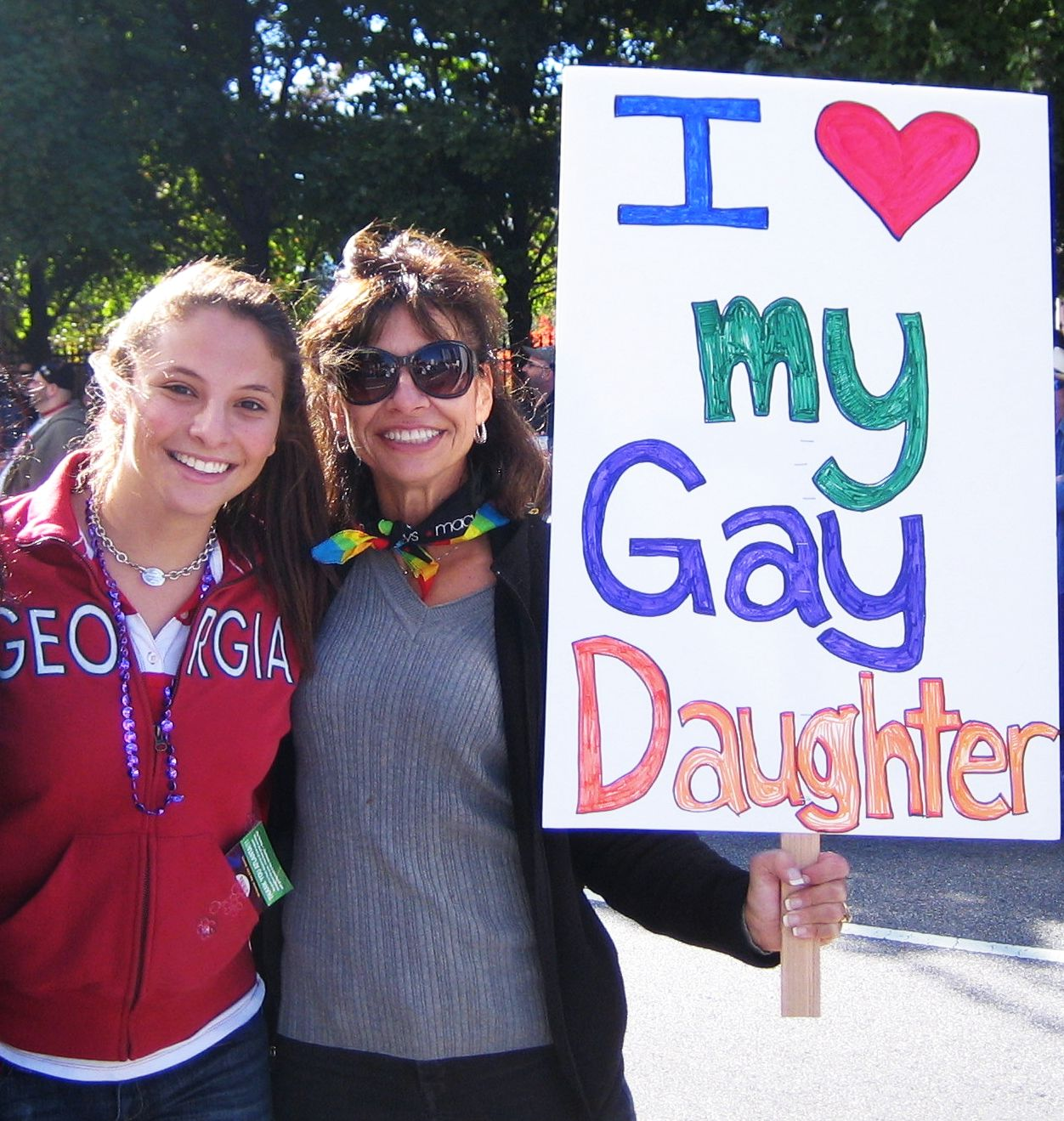 Lesbian coming out story
