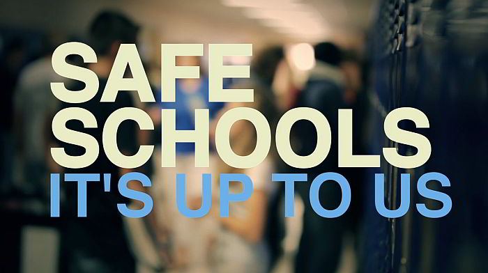 SafeSchoolsUpToUs