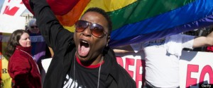 LGBT Americans Feel Growing Acceptance