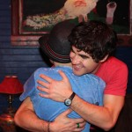 "8 Year-Old Meets His ""Boyfriend"" Darren Criss"
