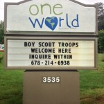 Georgia Church Welcomes Banned Boy Scouts