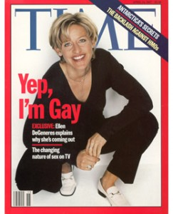 Ellen DeGeneres Is The Most Visible LGBT Publ…