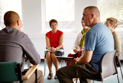 help local support groups